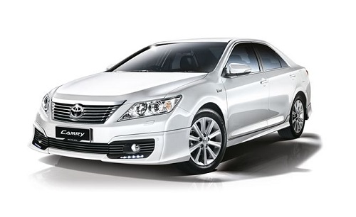 new-camry