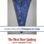 Vicky-DeLong Designs in Clay