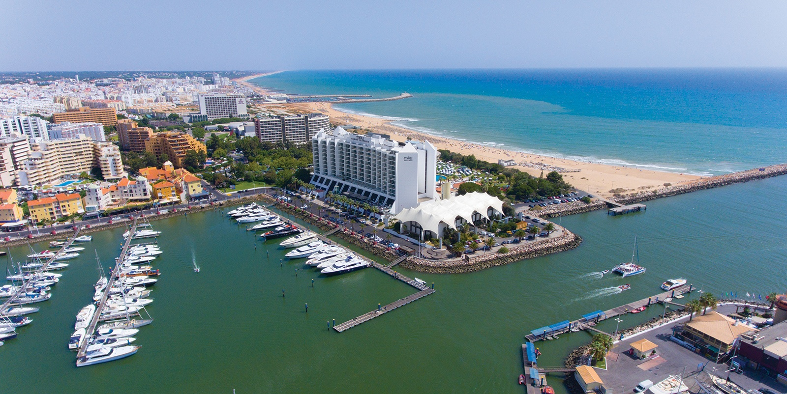 Tivoli Hotels In The Algarve Tivoli Marina Vilamoura Luxury 5 Hotel Algarve Condé