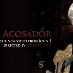 Noche Acosador on the official John 5 website