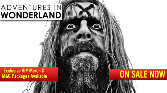 rob zombie adventures in wonderland