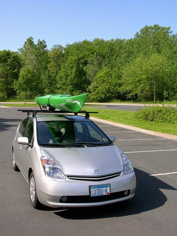 John39s Stuff Toyota Prius Kayak 1 Of 2