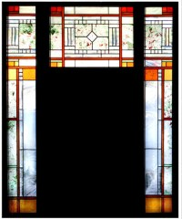 stained glass,beveled glass, leaded, repair, custom ...