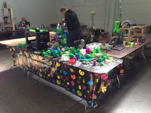 Getting setup for Vancouver MakerFaire