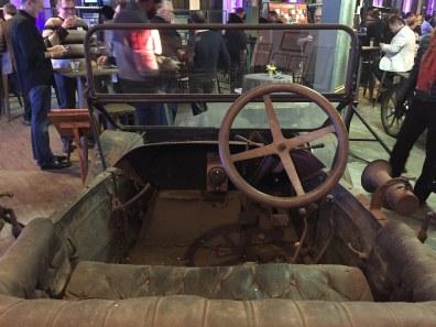 Unrestored Model T