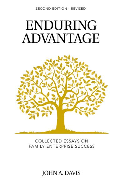 Enduring Advantage Collected Essays on Family Enterprise Success