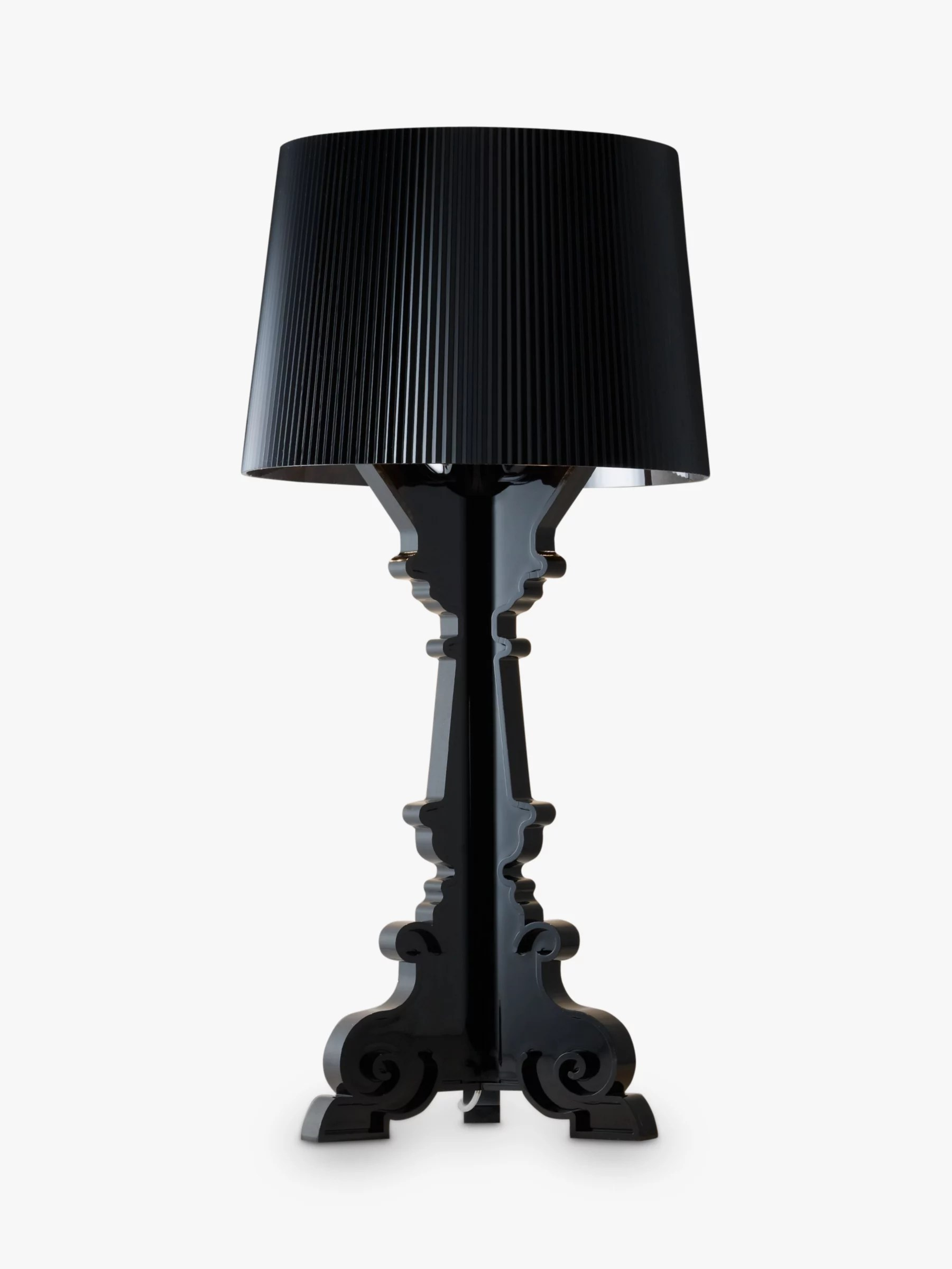 Lamp Kartell Kartell Bourgie Table Lamp Black