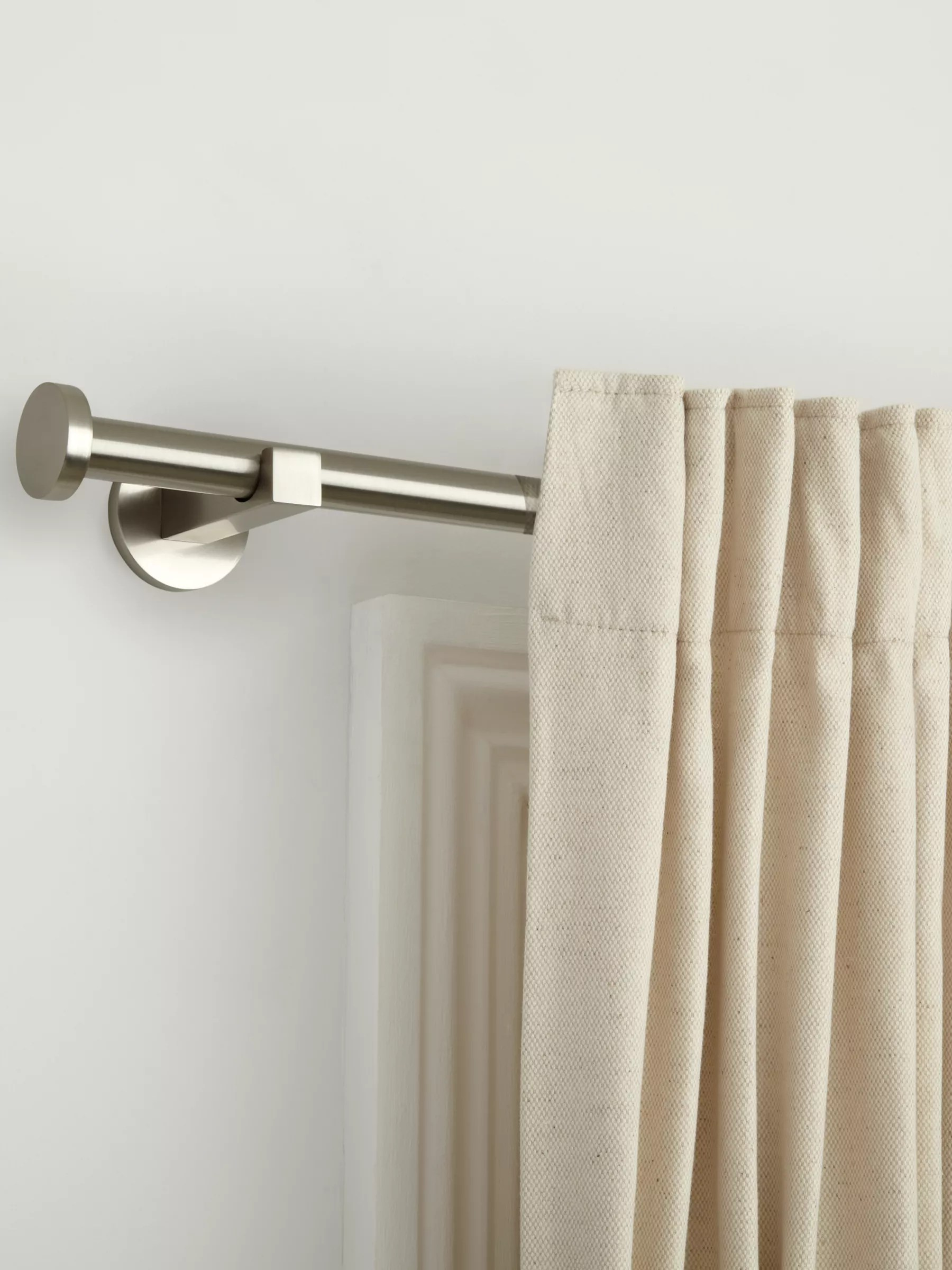 Door Curtain Pole Door Curtain Pole John Lewis Flisol Home