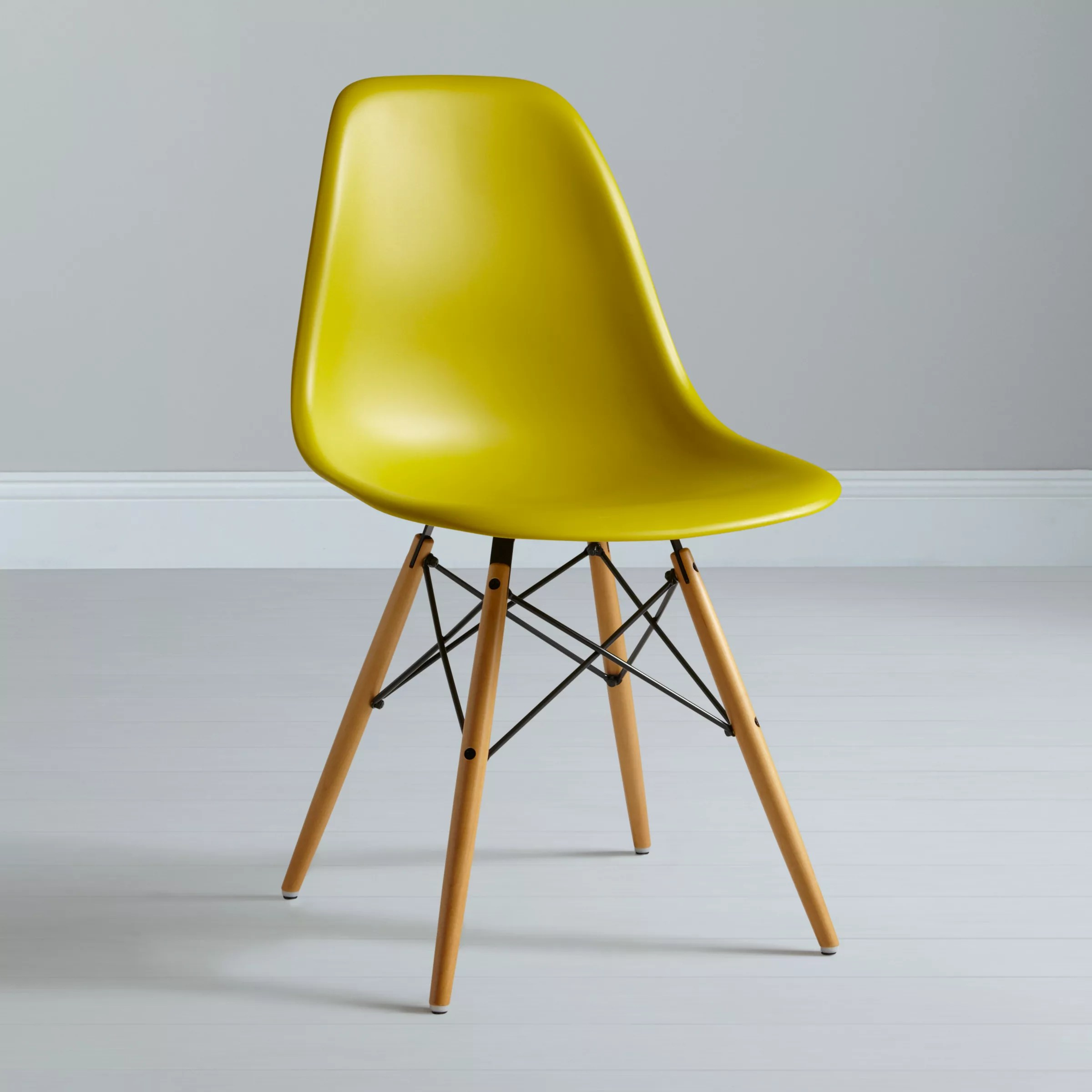 Dsw Eames Stuhl Vitra Eames Dsw Side Chair At John Lewis & Partners