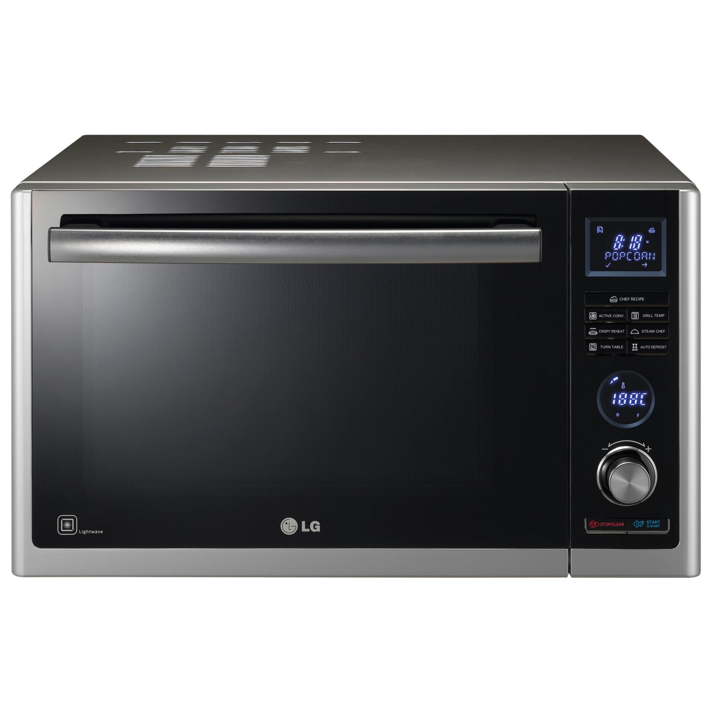 Combination Microwave Oven Lg Mj3281bcs Combination Microwave Convection Oven Black