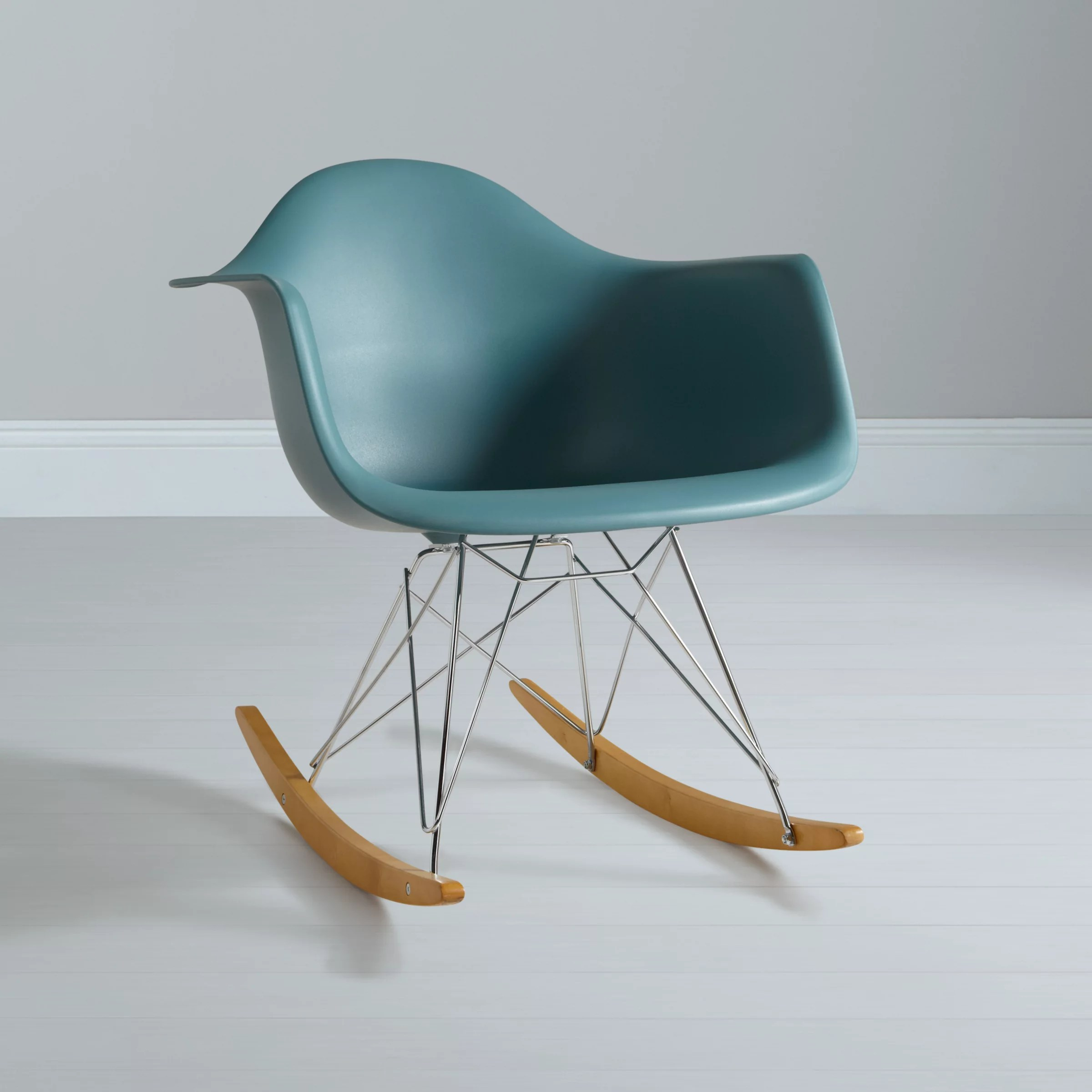Eames Rar Vitra Eames Rar Rocking Chair Ocean