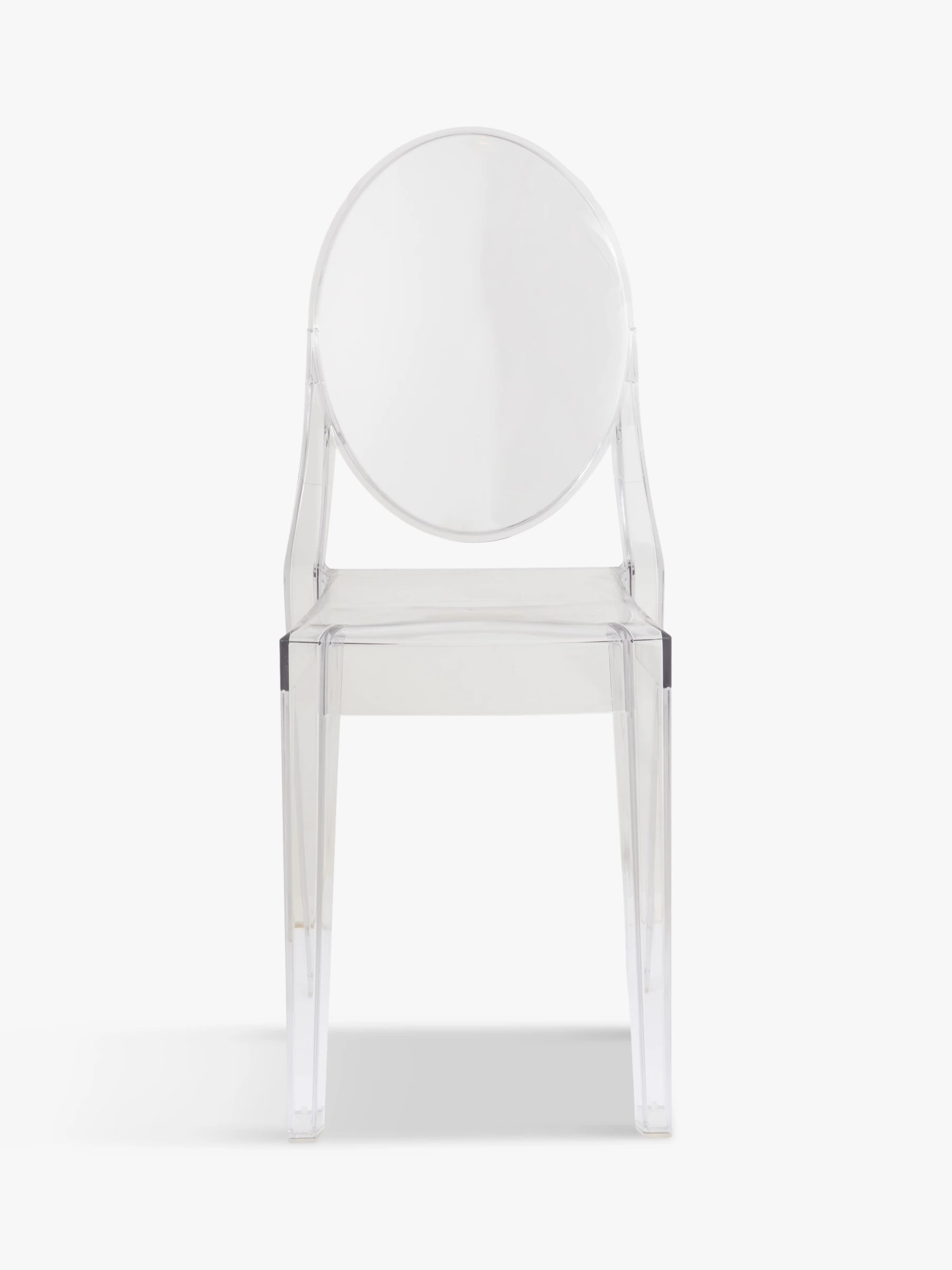 Alinea Louise Revger Philippe Starck Ghost Chair Idée Inspirante