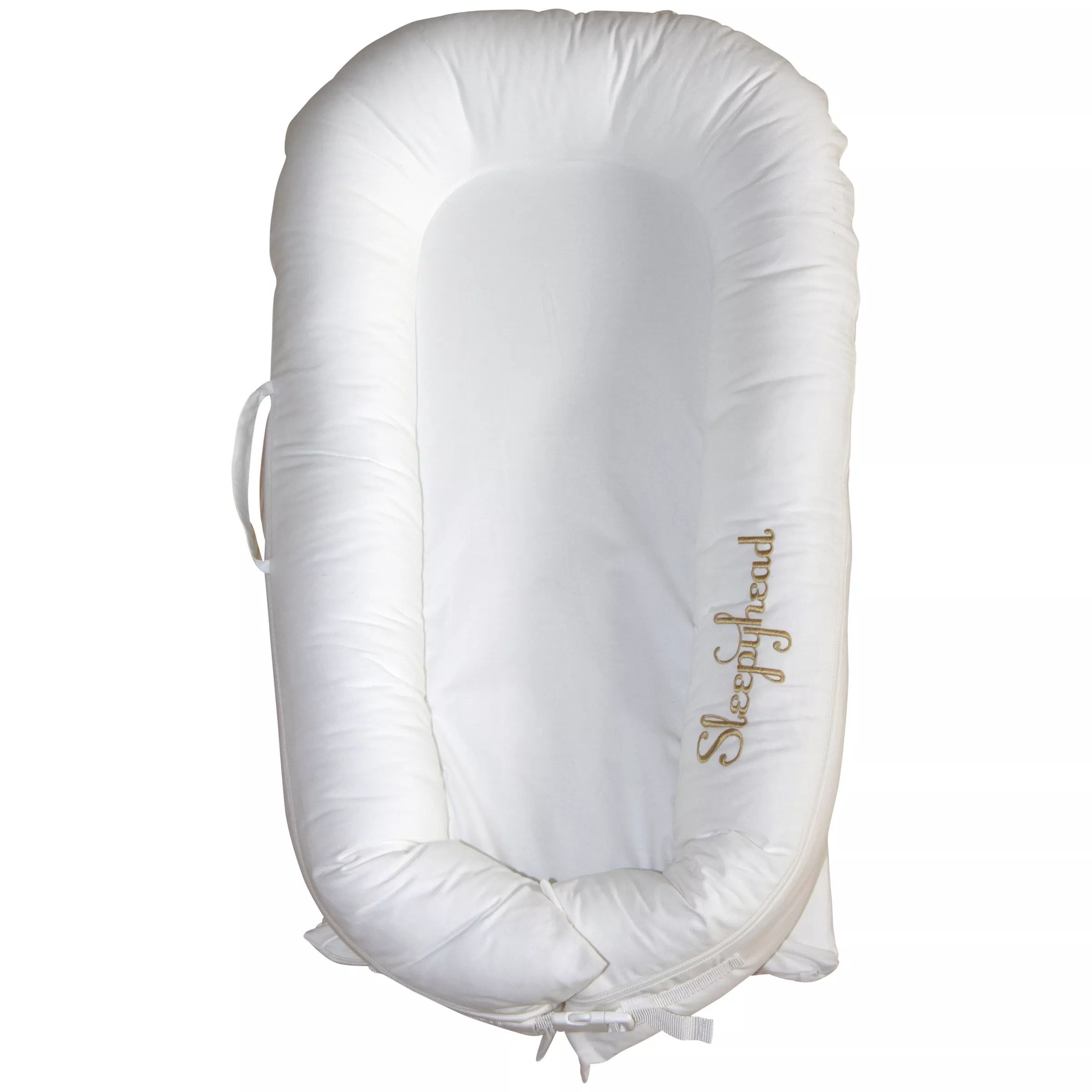 Baby Travel Mattress Sleepyhead Deluxe Portable Baby Pod White At John Lewis Partners