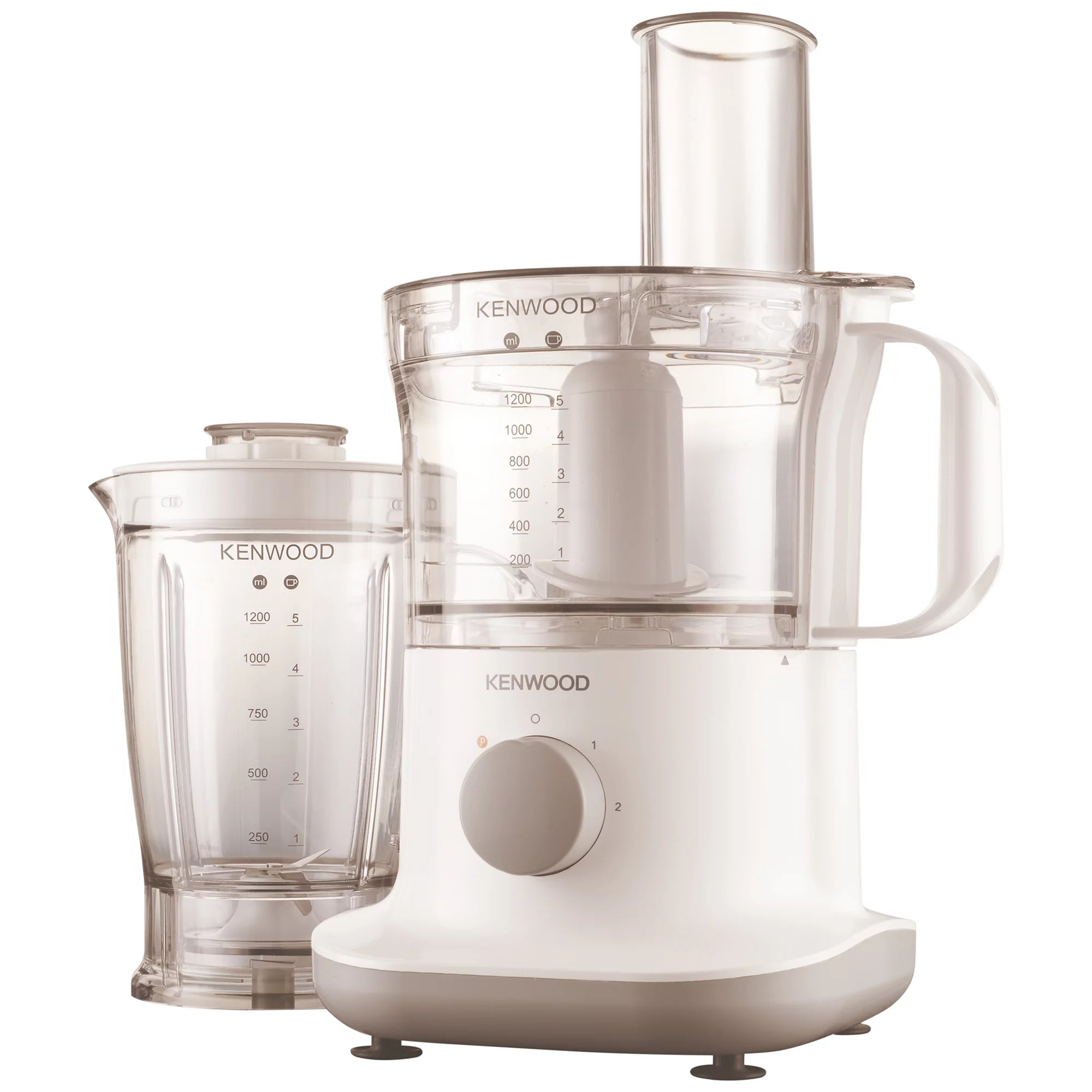 Kenwood Food Processor Compact Kenwood Fpp220 Multipro Compact Food Processor White At