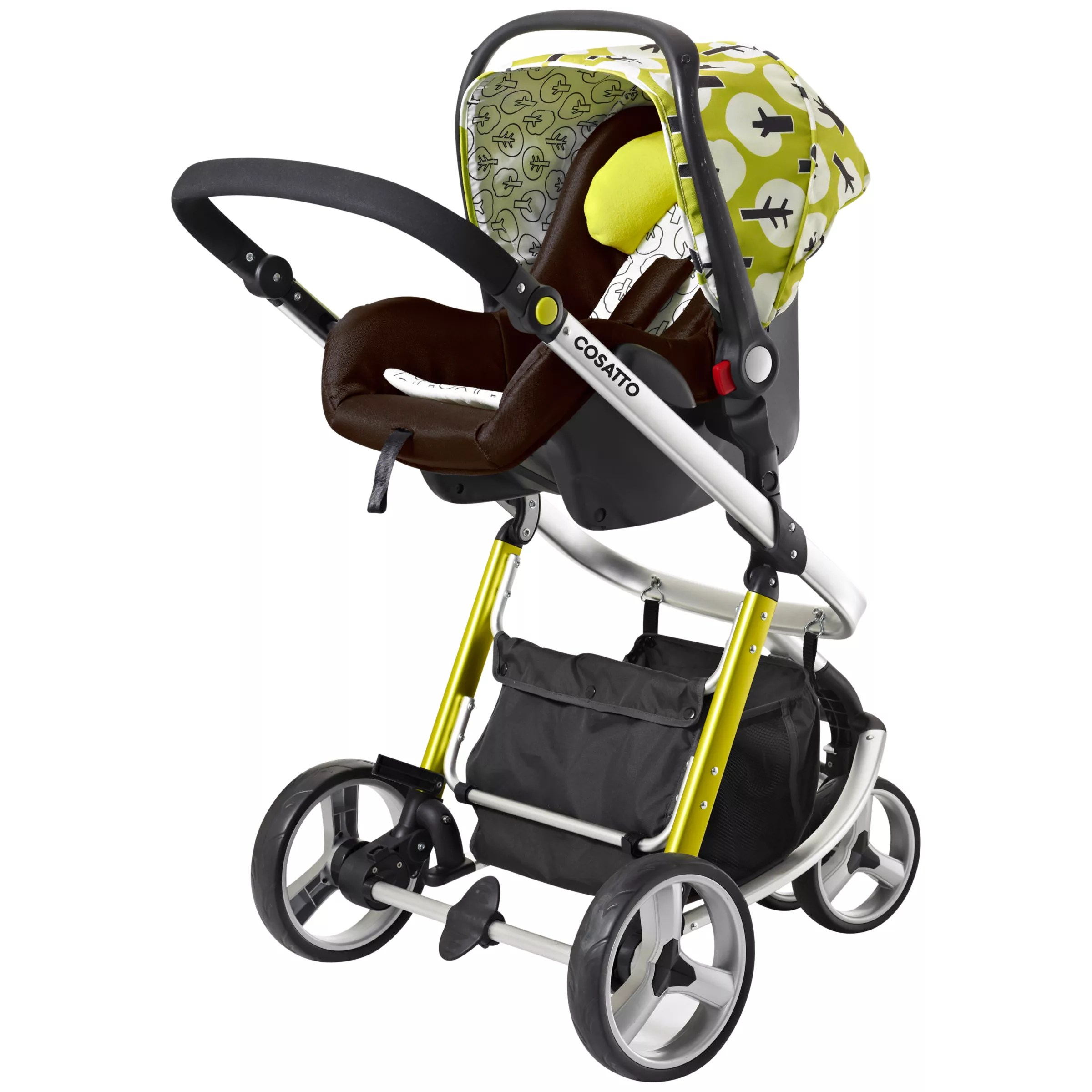 John Lewis Pushchairs From Birth Cosatto Giggle 3 In 1 Combi Pushchair Treet At John Lewis