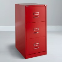 Red filing cabinet | Shop for cheap Storage and Save online