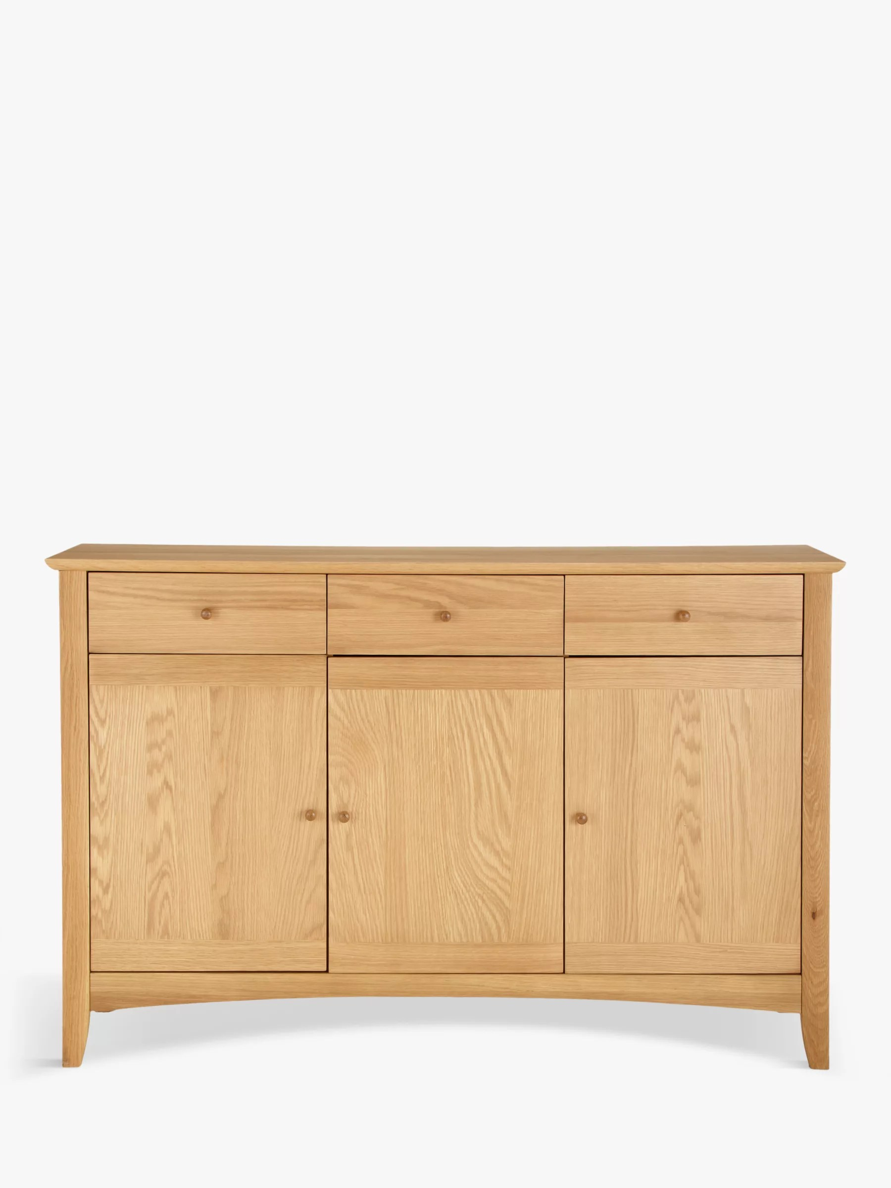 Sideboard 250 Cm John Lewis Partners Alba Wide Sideboard At John Lewis Partners