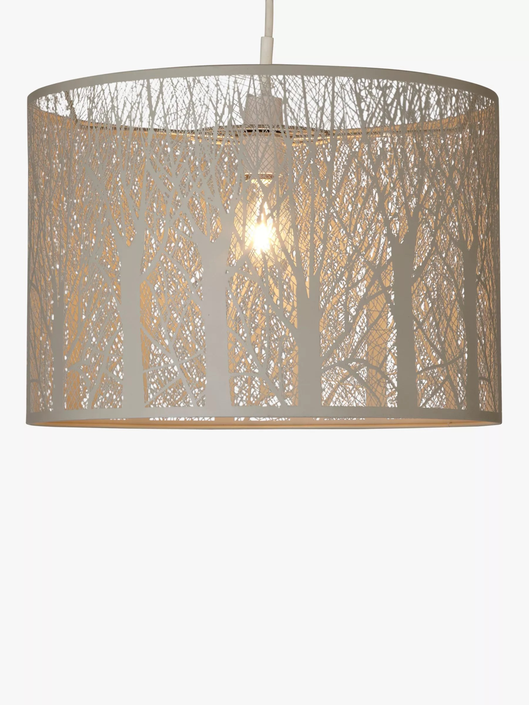 Ceiling Light Shades John Lewis Partners Devon Easy To Fit Large Ceiling Shade Taupe