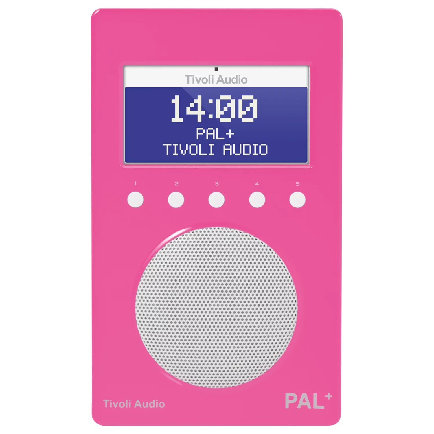 Tivoli Radio Pal Tivoli Audio Pal Dab Fm Portable Radio At John Lewis Partners