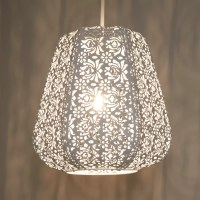 Buy John Lewis Easy-to-fit Rosanna Ceiling Pendant Shade ...