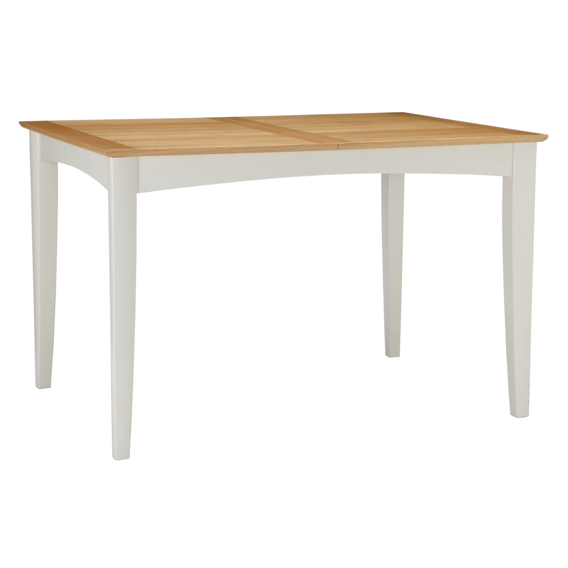 Extending Oak Table John Lewis Partners Alba 4 6 Seater Extending Dining Table Soft