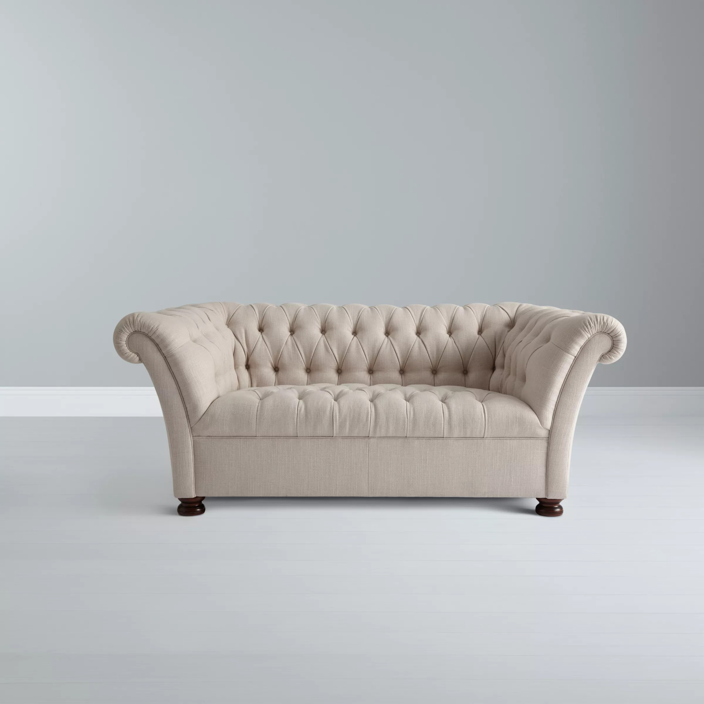 Chesterfield Sofa Online Uk John Lewis Cambridge Large Chesterfield Sofa Linen At John Lewis