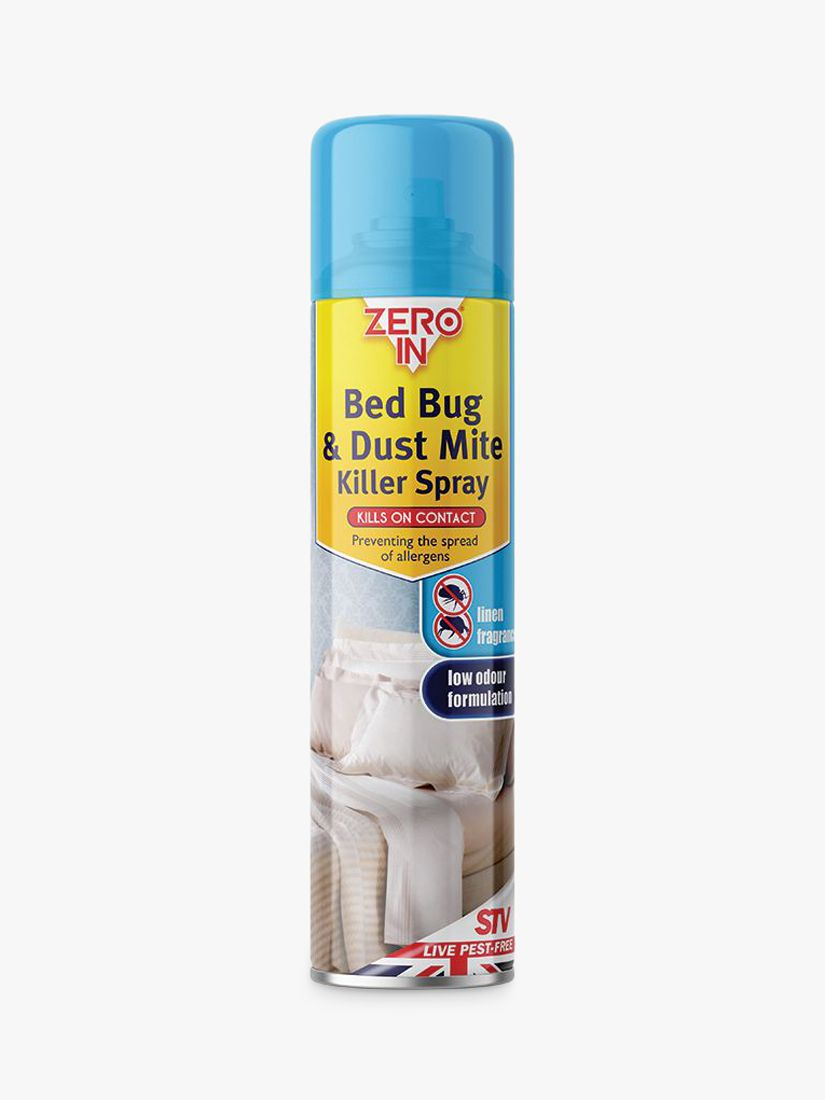 Sprays For Bed Bugs Zeroin Bed Bug Killer Spray 300ml At John Lewis Partners