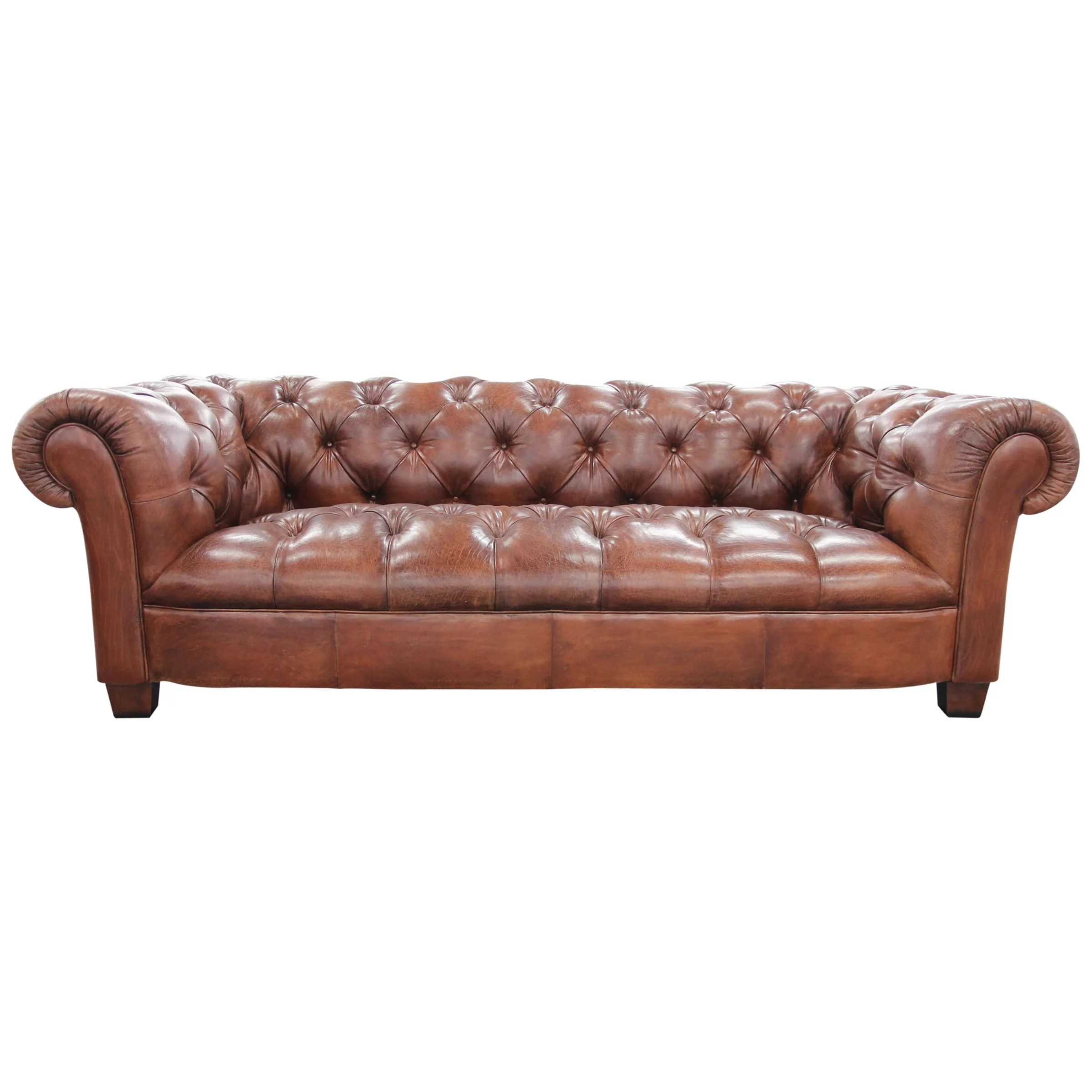 Chesterfield Sofa Online Uk John Lewis Todd Grand Leather Chesterfield Sofa At John Lewis