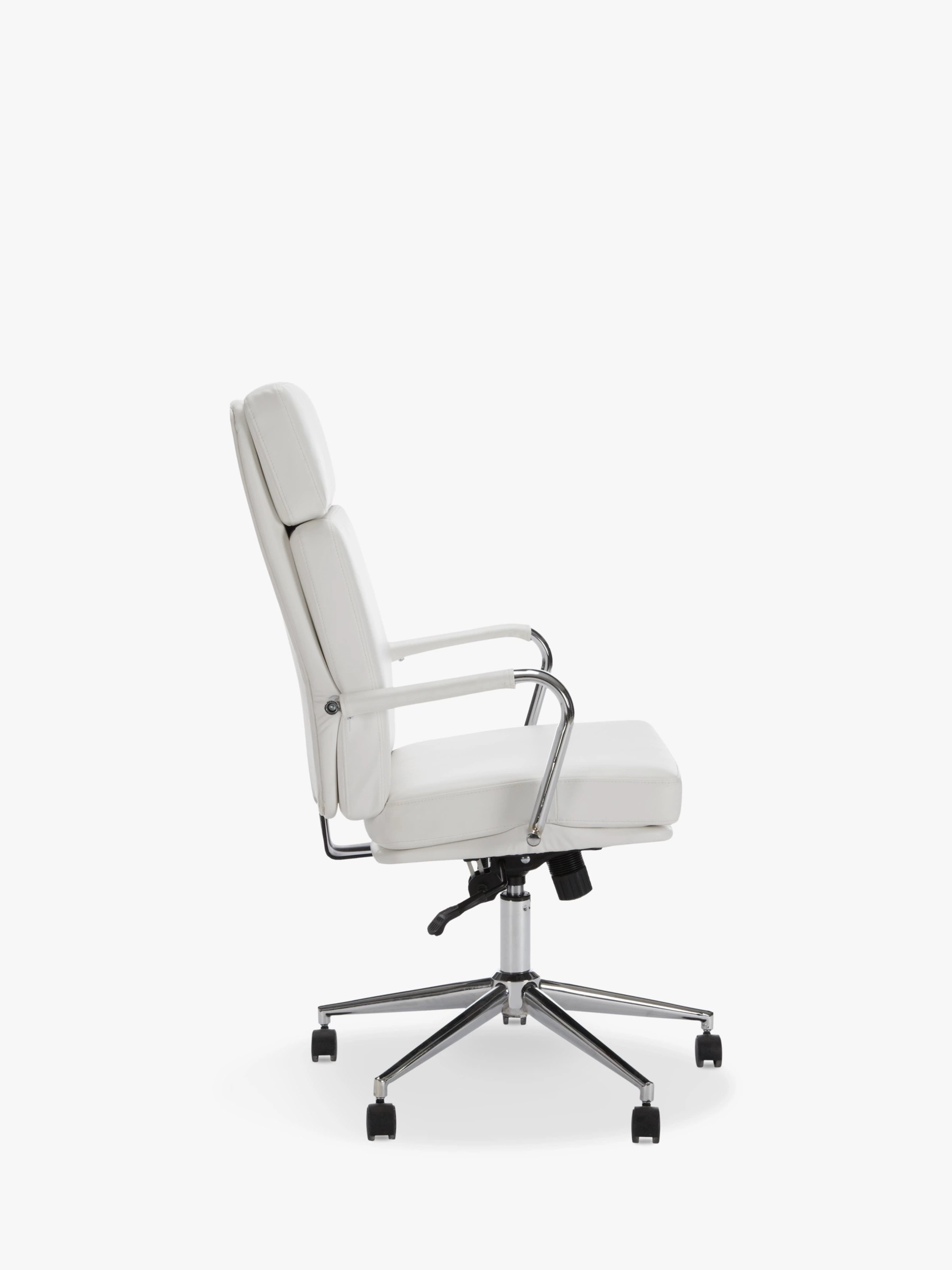 Office Chair White John Lewis May Office Chair White At John Lewis