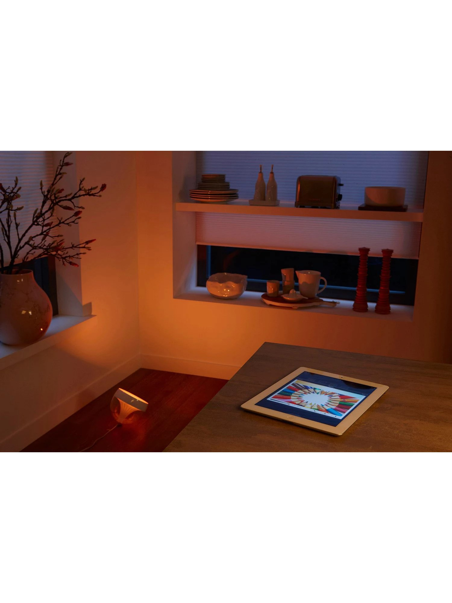 Philips Iris Philips Hue Livingcolors Iris Colour Changing Led Mood Light