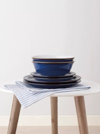 Denby Imperial Blue Dinnerware Set, 12 Piece at John Lewis