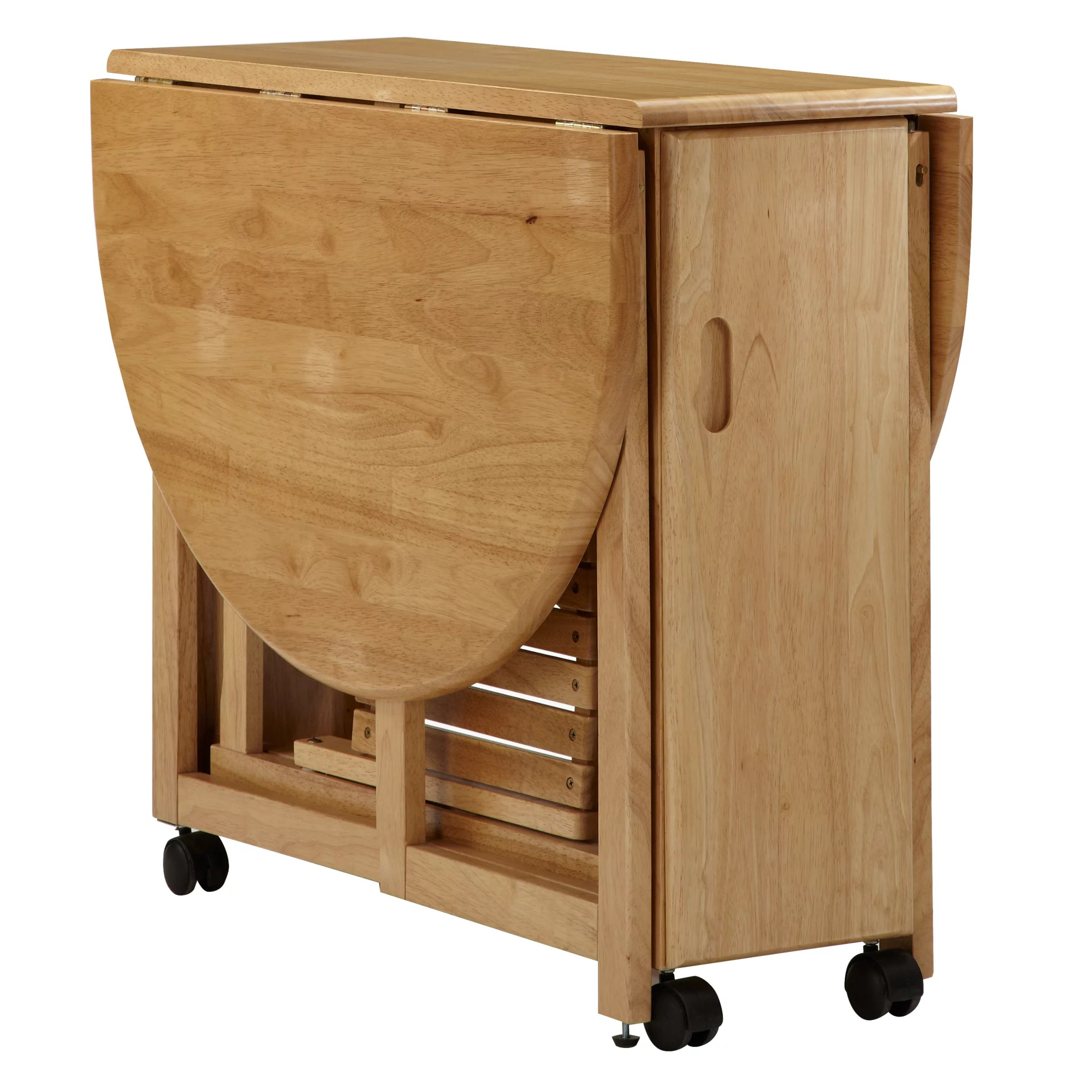 Fold Up Wooden Tables Butterfly Folding Table Ikea Nazarm