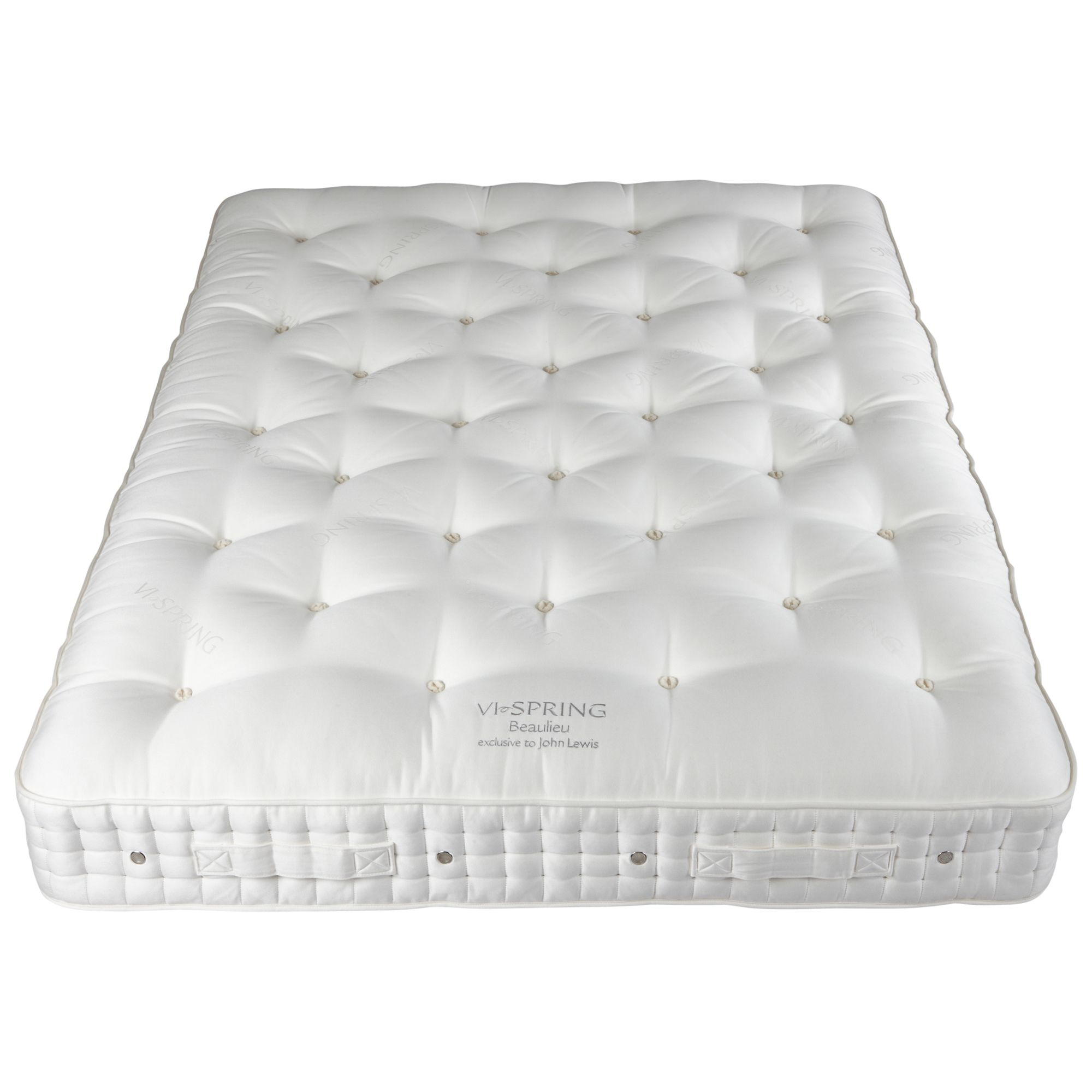 Vi Mattress Vi Spring Beaulieu Mattress Double At John Lewis Partners