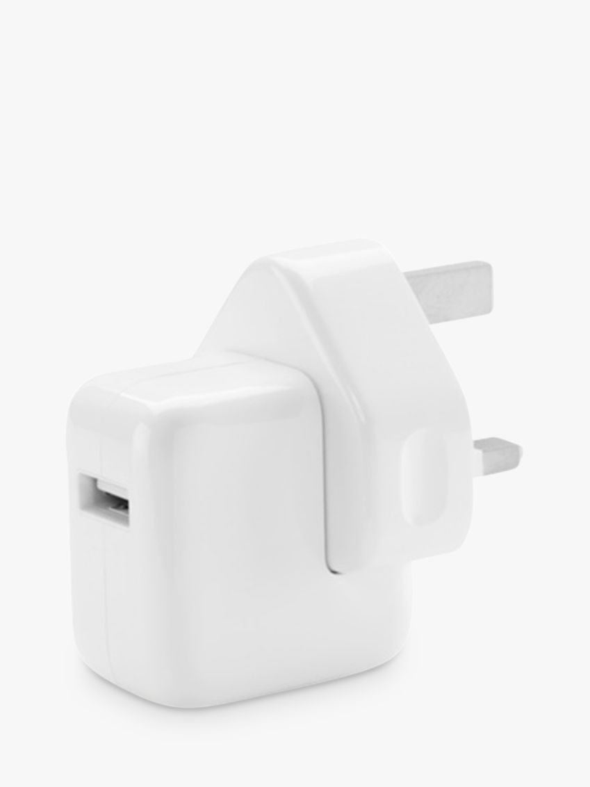 Ipad Lader Apple Md836b A 12w Usb Power Adapter For Ipad Ipod Iphone At