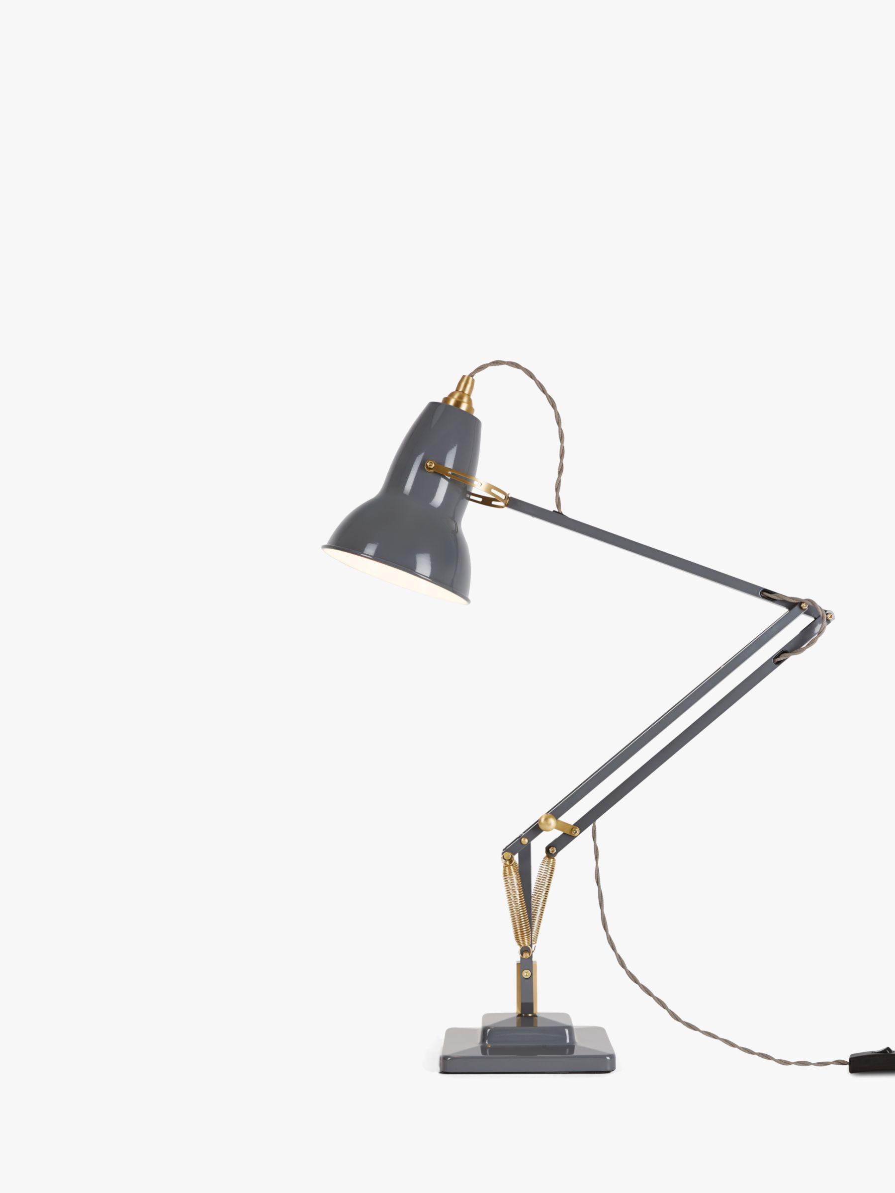 Buy Anglepoise Original 1227 Brass Desk Lamp