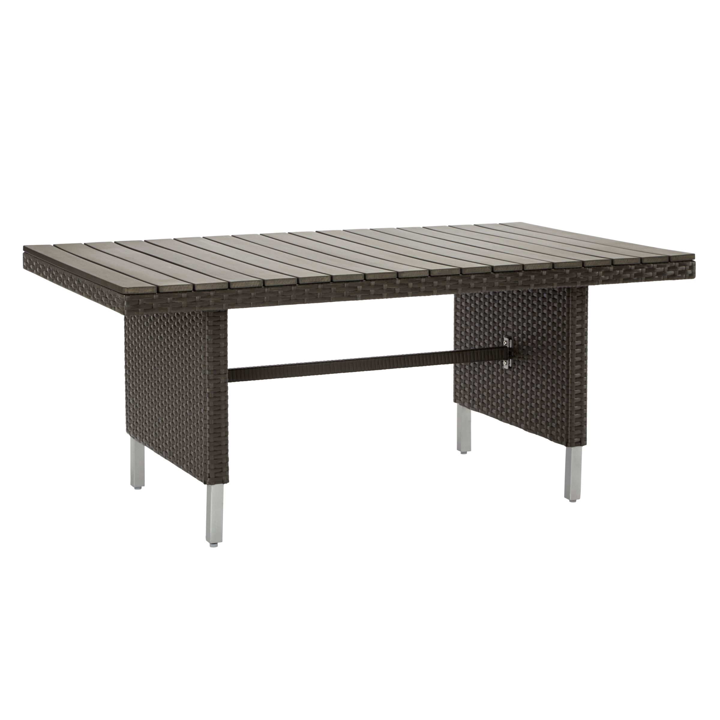 20 Seater Dining Table John Lewis Madrid 6 8 Seater Outdoor Dining Table At John