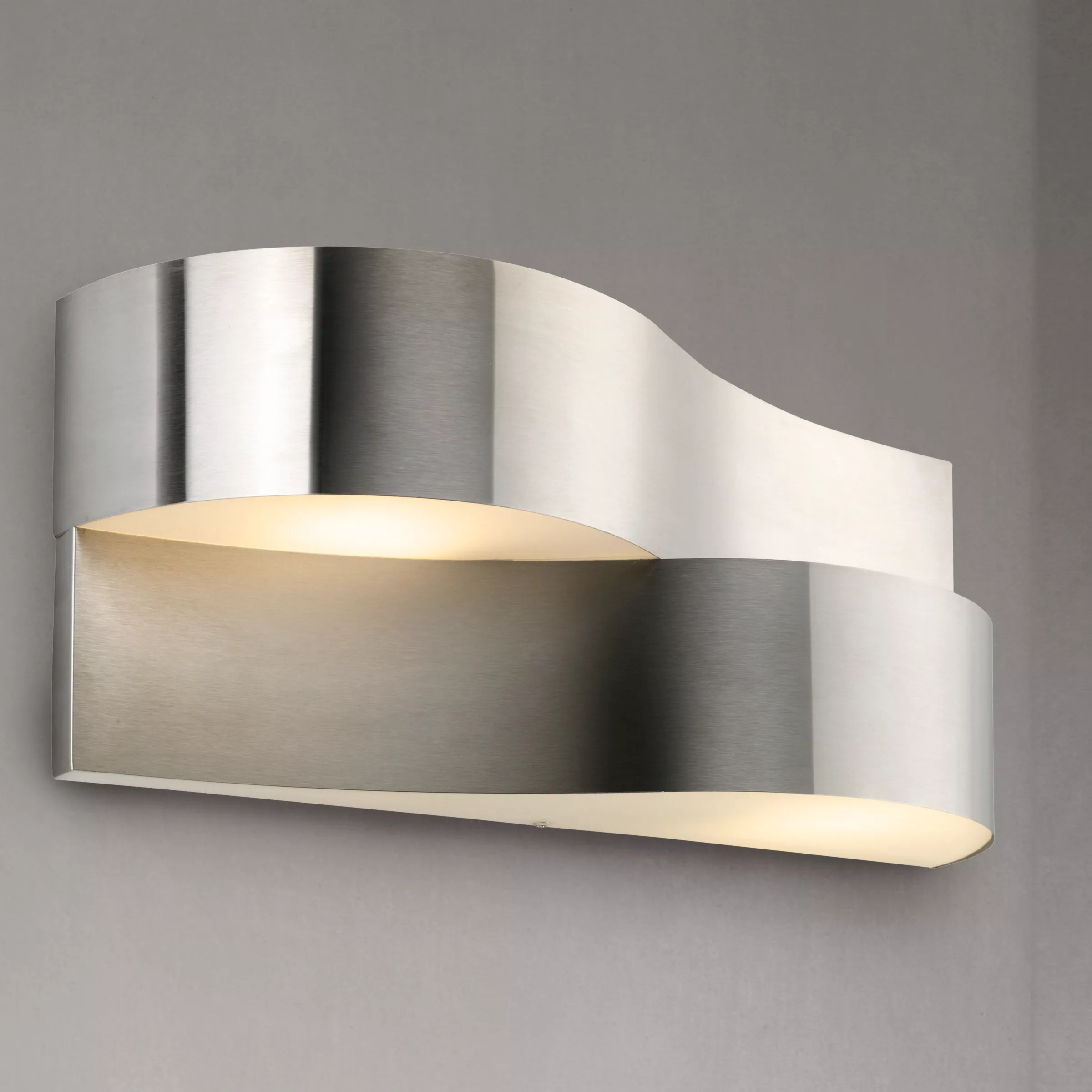 Philips Ecomoods Philips Ecomoods Oriole Outdoor Wall Light At John Lewis Partners