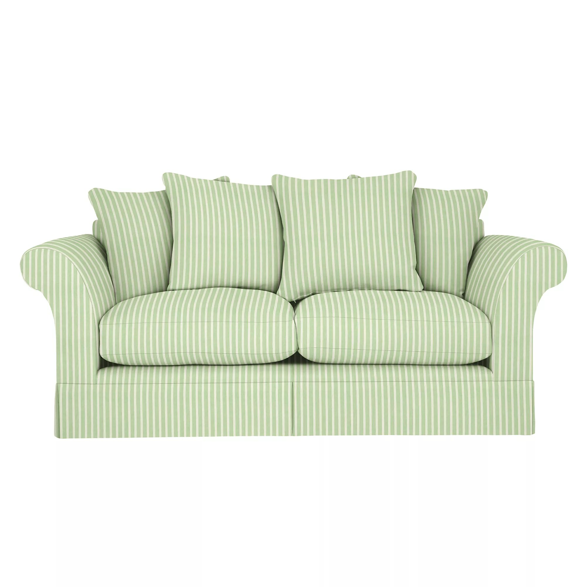 Sofa Berlin John Lewis Chambery Large Sofa Berlin Stripe Willow At John Lewis