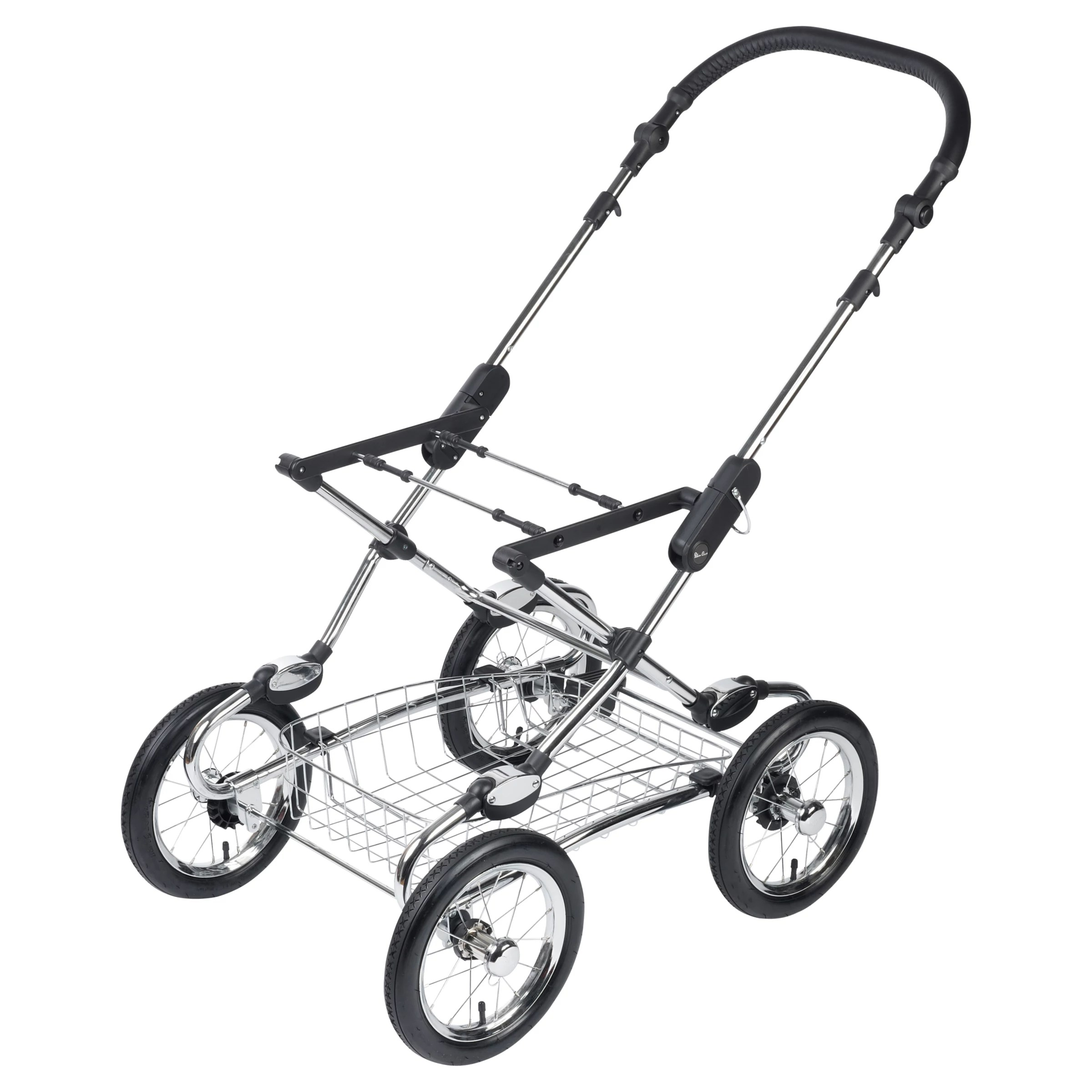 Silver Cross Elegance Buggy Board Silver Cross Elegance Pram Chassis At John Lewis Partners