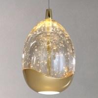John Lewis Droplet LED Single Pendant Ceiling Light at ...