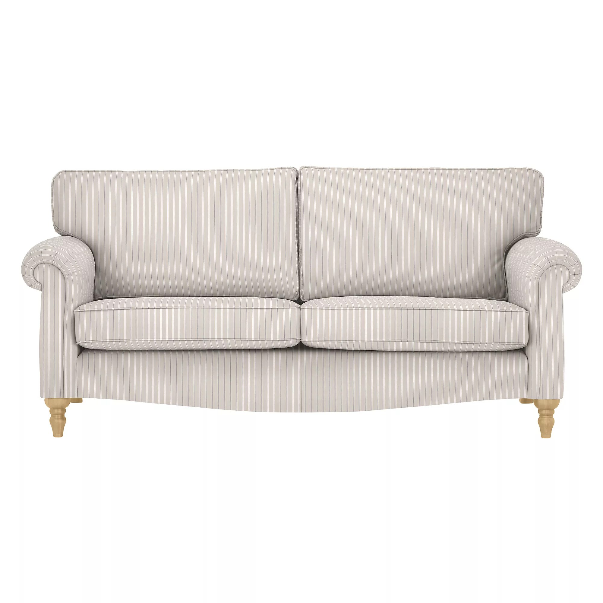 Sofa Berlin John Lewis Albany Large Sofa Berlin Stripe Natural Blue At John