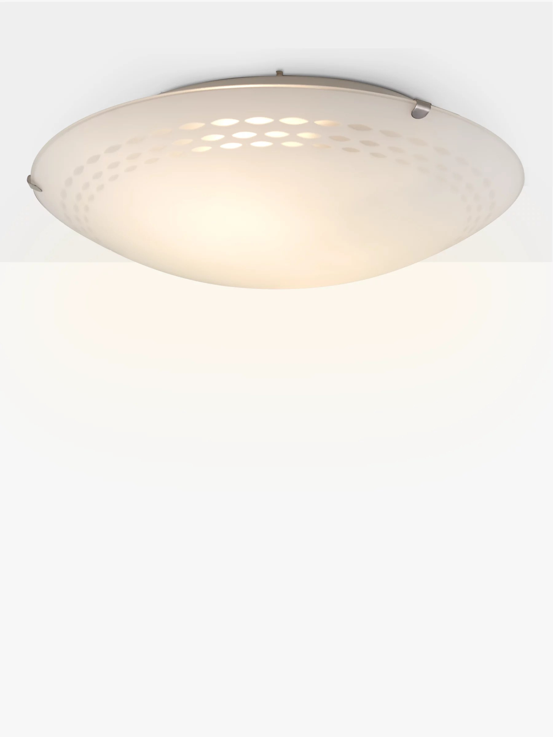 Cieling Lights John Lewis Dash Flush Ceiling Light White At John Lewis