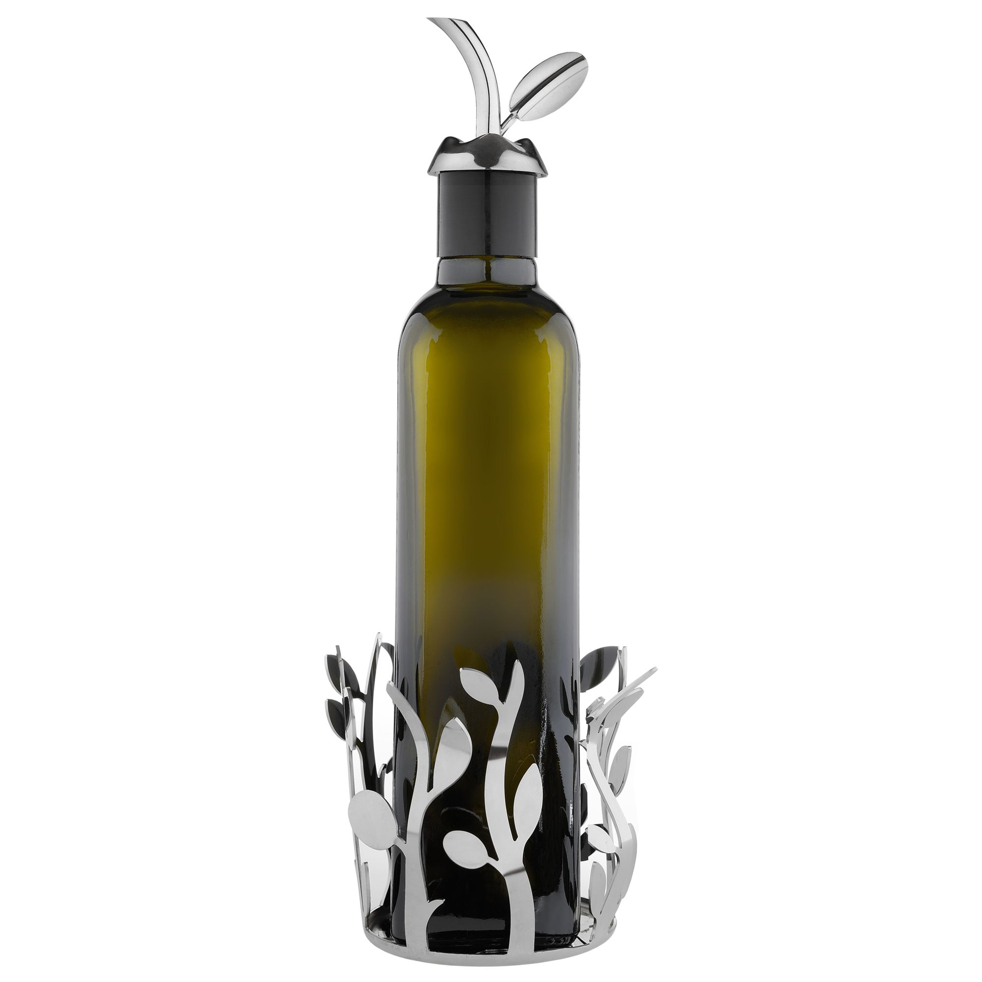 Alessi Olive Oil Bottle Holder at John Lewis & Partners