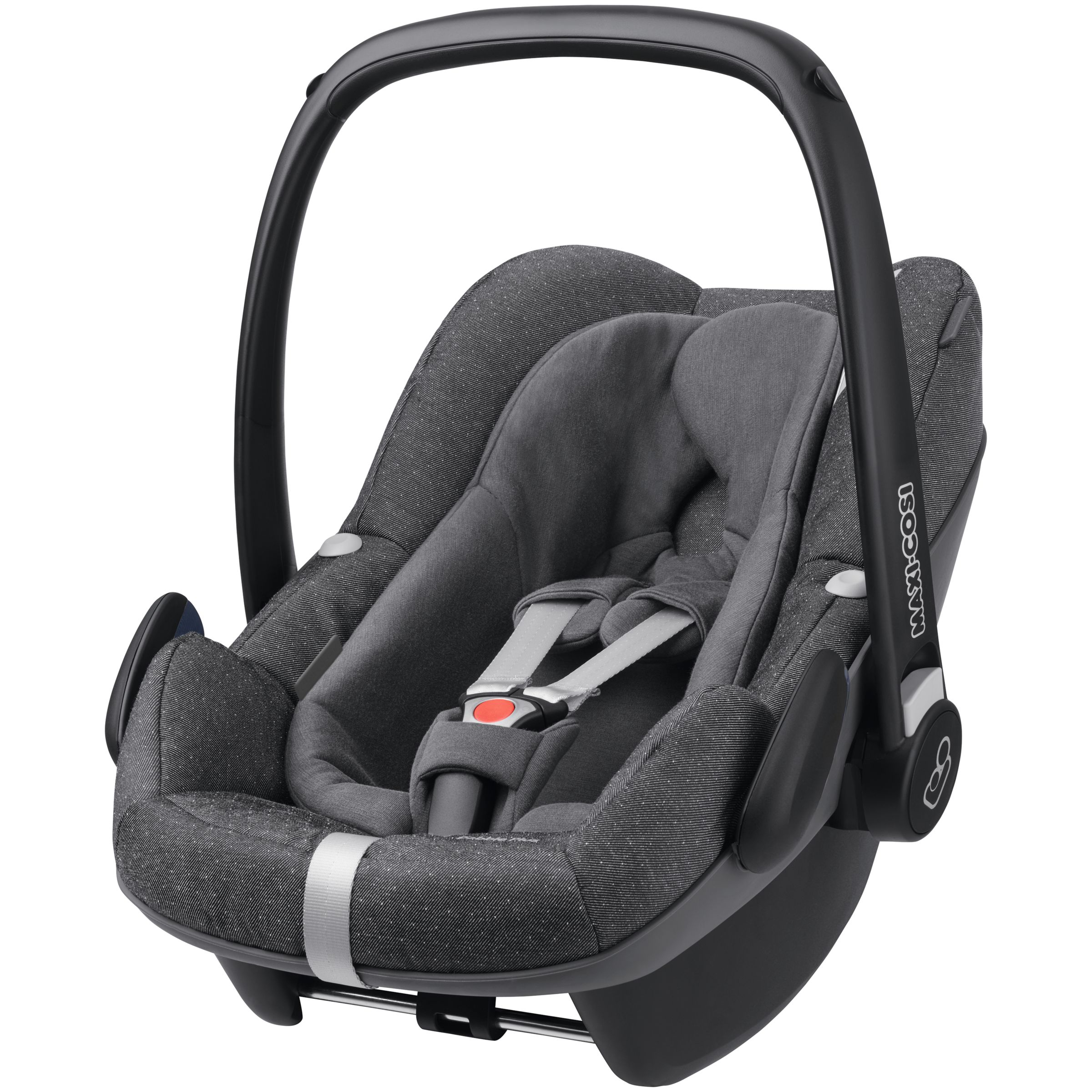 Baby Car Seat Fitting Service Maxi Cosi Pebble Plus I Size Baby Car Seat Sparkling Grey