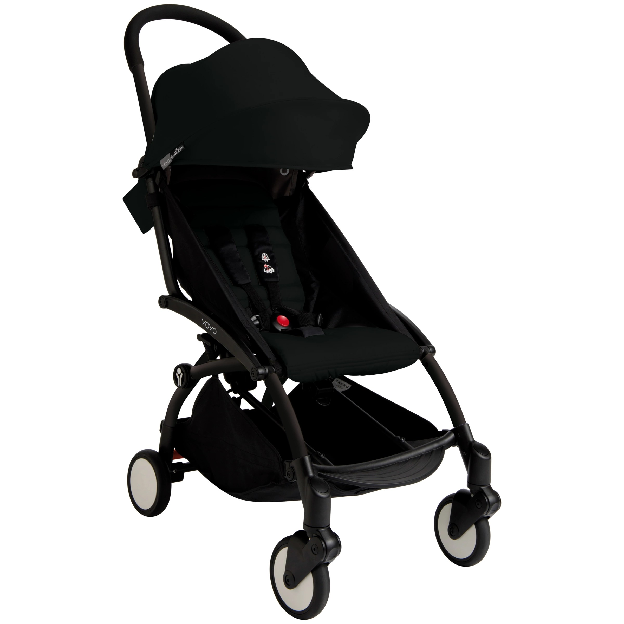 Babyzen Yoyo In Berlin Babyzen Yoyo Pushchair Black Black