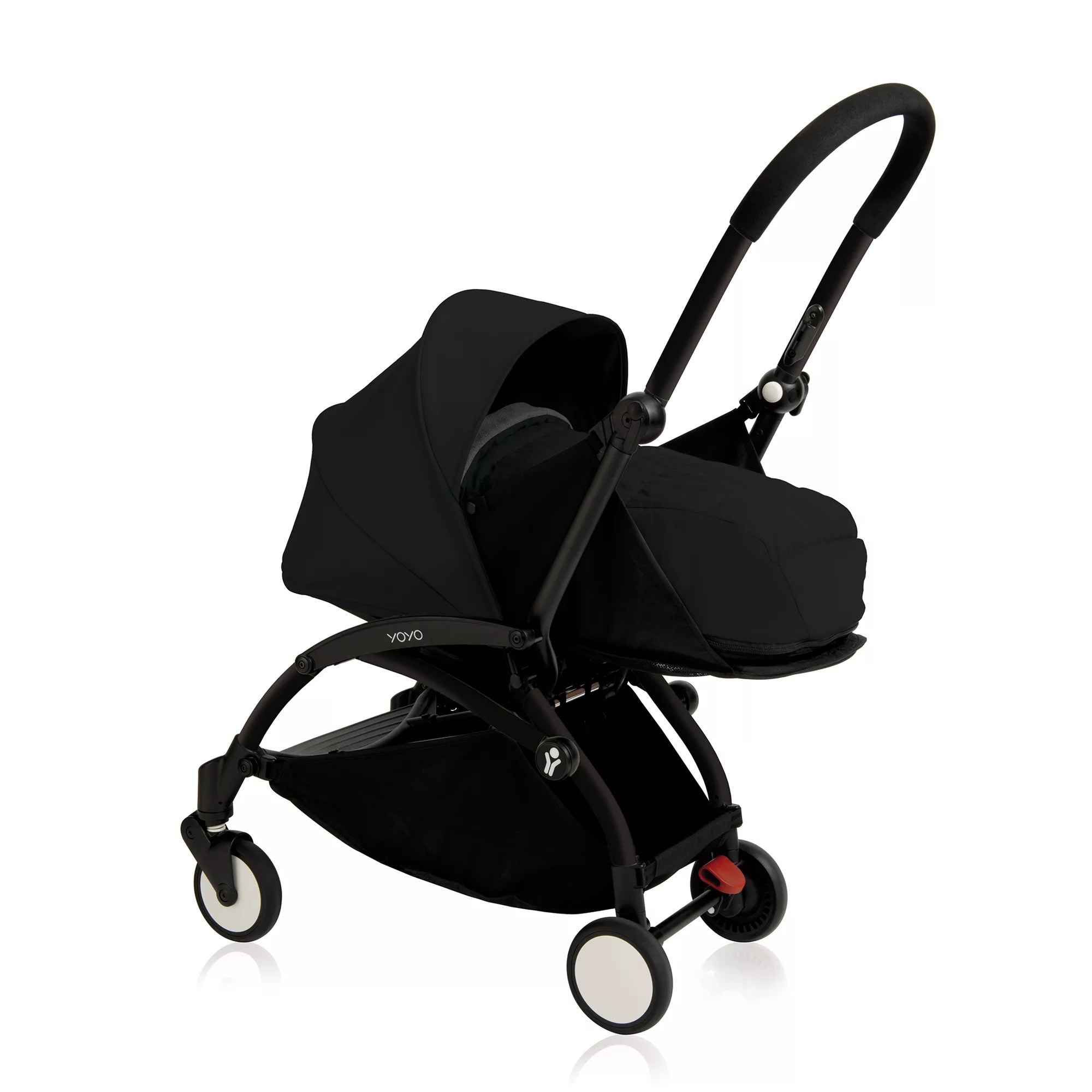 Newborn Stroller Nz Babyzen Yoyo Pushchair Black Black
