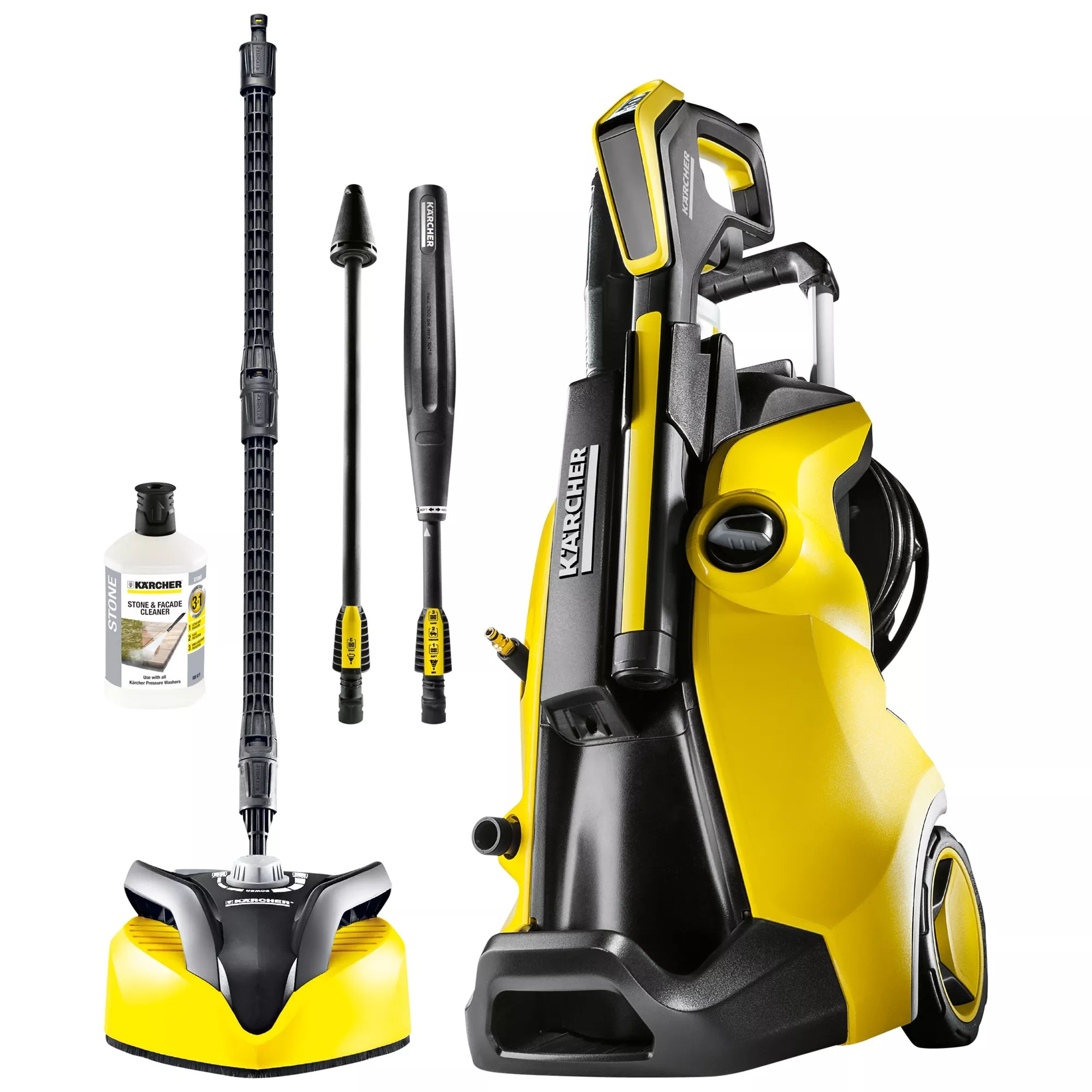 Karcher Reiniger Kärcher K5 Premium Full Control Home Pressure Washer At John Lewis
