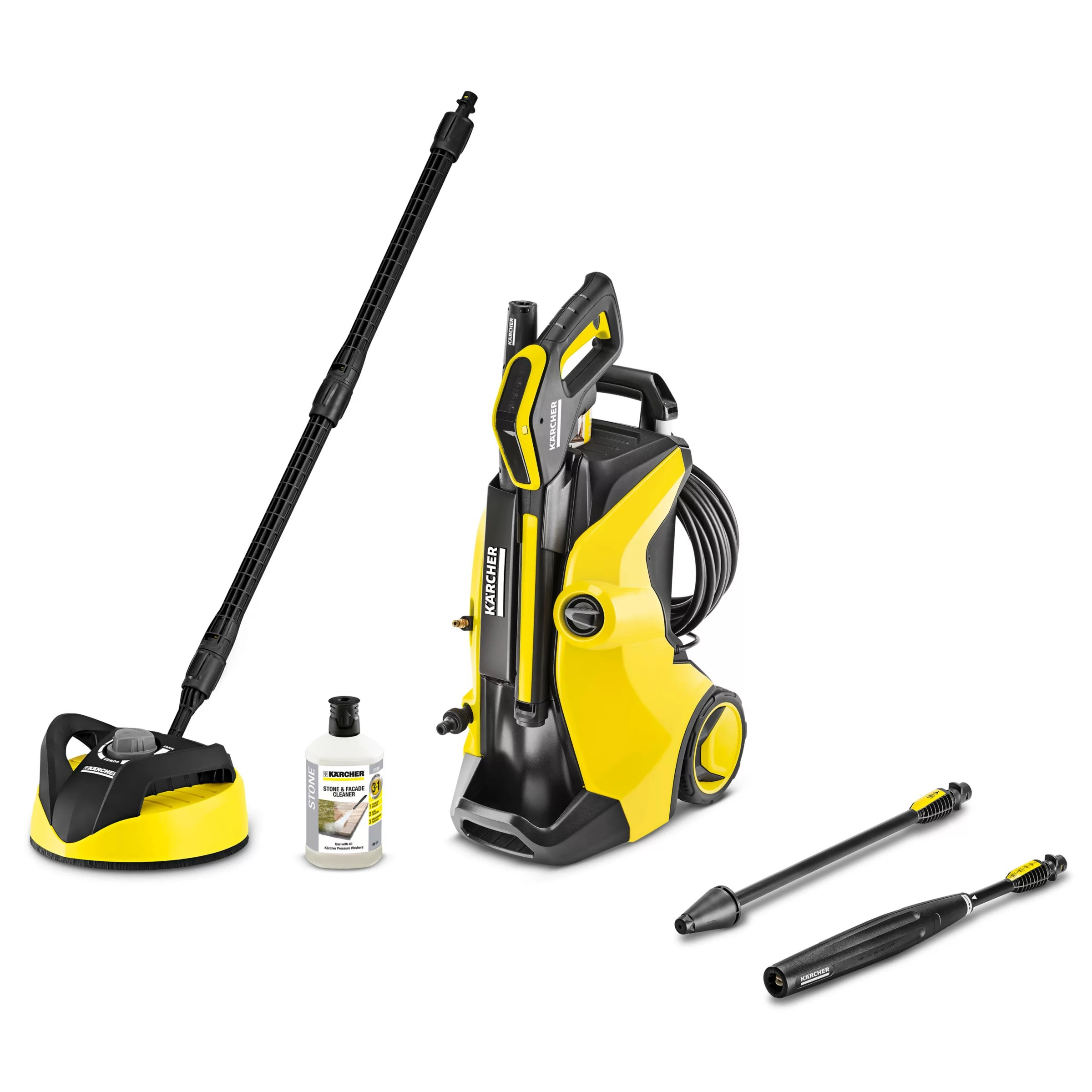 Karcher Reiniger Kärcher K5 Full Control Home Pressure Washer At John Lewis Partners