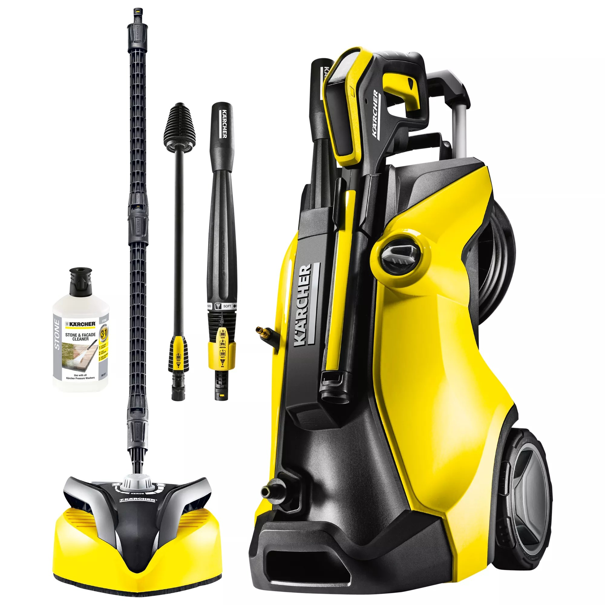 Karcher Reiniger Kärcher K7 Premium Full Control Home Pressure Washer At John Lewis