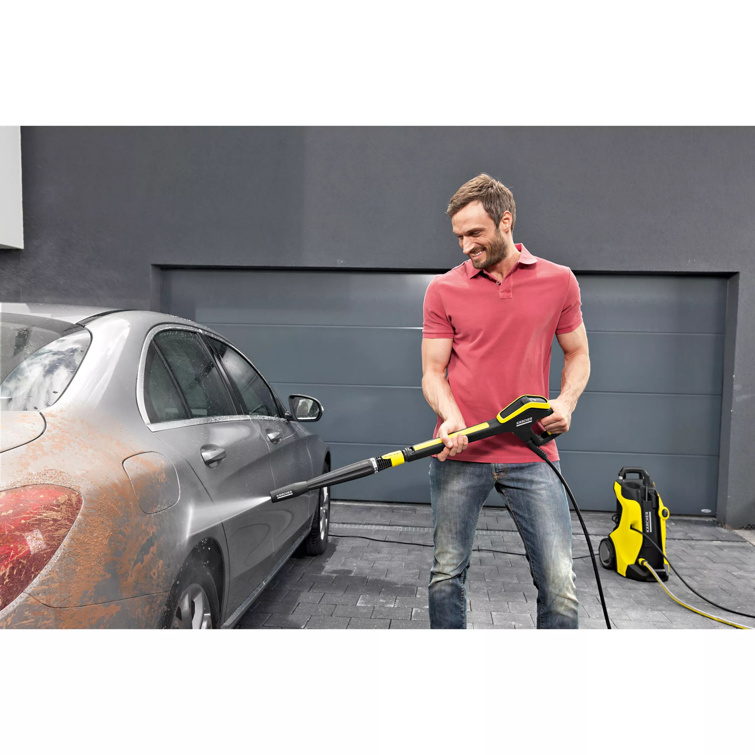 Karcher K7 Premium Full Control Home Kärcher K7 Premium Full Control Home Pressure Washer At John Lewis